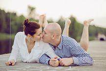 Zakochańcy <3 / Inspiracje znalezione w sieci oraz fotografie zrealizowane przez http://fleszkastudio.pl czyli fotograf Częstochowa.