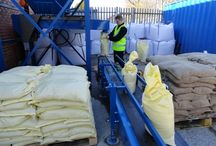 Sandbags / Sackmaker have been making sandbags since World War 1 We still sell both pre-filled & empty sandbags for #flood protection #traffic management & #defence applications all over the UK