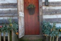 a love of wooden doors / by Rita Cupano