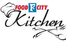Food City Kitchen Recipes / The Food City Kitchen airs weekdays during Local 8 News @ Noon on WVLT.  Make sure to repin any recipes you enjoy! / by Local 8 News