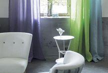 Home textiles / Heimtextilien / Textile mood maker / Textile Stimmungsmacher!