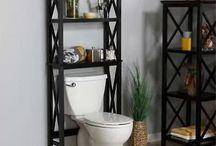 Stockage De Toilette