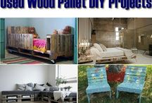 Wood palet DIY