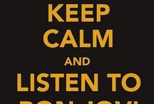 Bon Jovi :) / by Rachel Jasper