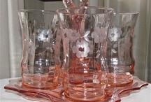 Antique Glassware / by Gretchen Everman