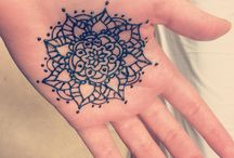 Mine  / Art, fun, creativity, henna