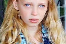 Kid Headshots / Kids head shots by Keli Squires Taylor Photography   #kidheadshots #childactor #kidmodel