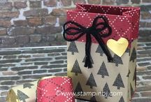 Yummy Candy Treats Stampin' Up! Style