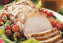 Holiday Pork Recipes & Ideas