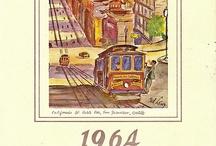 San Francisco kalendáře