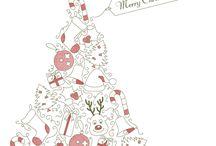 クリスマスカード