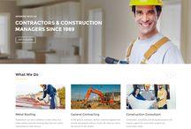 Webdesign bygg