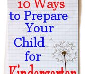 Kindergarten / everything needed when it comes to preparing kids and parents for the child's year in kindergarten