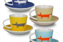 Scion Living / Scion Living's range of modern and colourful tableware was launched in 2012. Produced in partnership with homeware specialist Keith Brymer Jones at Make International, Scion  mugs, bowls, coasters and tumblers featuring quirky Mr Fox and Spike the Hedgehog designs are sure to bring charm, character and style to the table. Mr Fox and Spike now also appear on a varied range of other home and garden accessories. Discover the collection today: