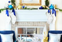 Fireplace / by Gail Crossman