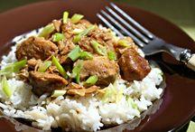 Yummy food ideas! / by Hazel Wager