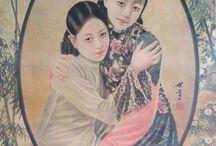 shanghai advertising posters