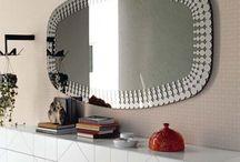 Cattelan Italia Contemporary Mirrors