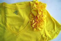 DIY Clothing / by Jessica Savitske-Holton