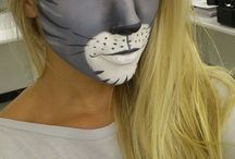 Theatre Face Painting