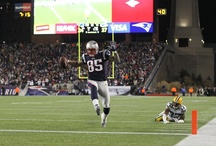 Memorable Touchdowns / by PatsGurls for New England Patriots