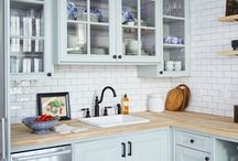 Kitchen / by Amanda Corey
