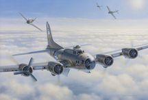 B - 17 / War Bombers
