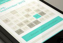 UI: Calendar