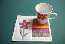 mug rugs/placemats/tablerunners