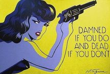 Gun Control / by Tilly Roberts