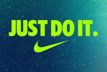 Nike just  do it / Cool