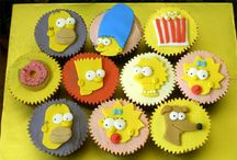 The Simpsons / Cupcakes