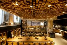 Concept Stores, Restaurants, Cafés