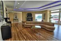Large Living Rooms / A collection of Extravagant Living Rooms in Michigan