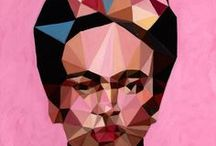 WE LOVE FRIDA KAHLO / BRAINSTORMING IDEAS FOR AN EXHIBITION MARCH 2016. Frida Kahlo portraits to be shown in East London. Open submission enter here info@eastendprints.co.uk  www.eastendprints.co.uk