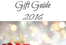 2016 Gift Guides - Christmas! :D