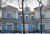 старо-московские дачи