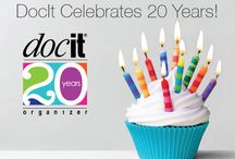 20th Anniversary / DocIt celebrates 20 years in 2014!
