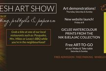 Art Events in Winnipeg