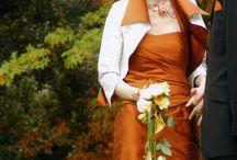 Mariage en automne hiver
