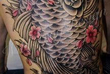 Japanese Tattoo Irezumi / Japanese Tattoo Works