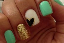 Nail art / Just some cute nail art d