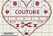 *** Couture, broderie