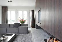design ideas for studio kustlijn / Ideen voor de ontwerp van onze woning bij studio kustlijn