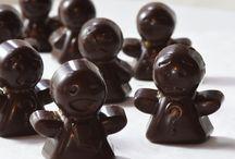 Schokolade / Rohkost Schokolade