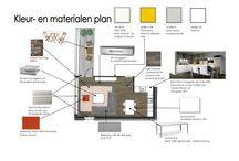 Kleuren- en materialenplan