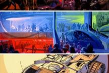 Future & Space Art