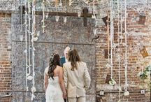 Greenpoint Loft / Ideas for Kellen and Sarah's wedding