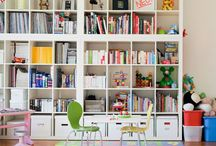 Home school spaces