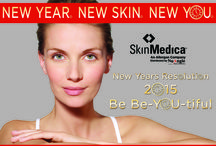 New Year. New Skin. New You. / Happy 2015